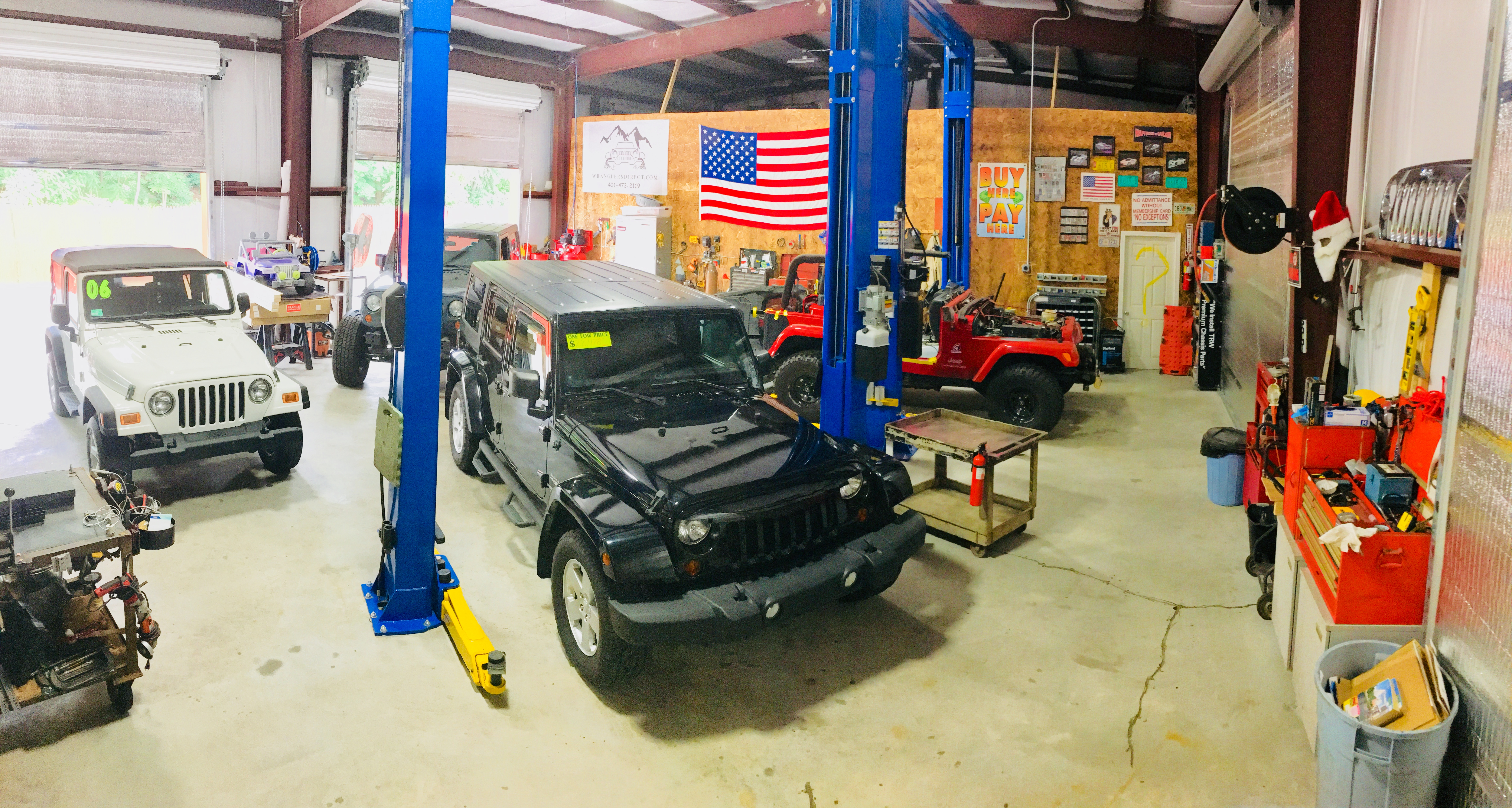 U261bjeep Repair Experts In Ri Wranglers Direct  Best Jeep