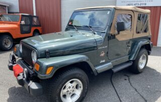 2002 Jeep For Sale RI
